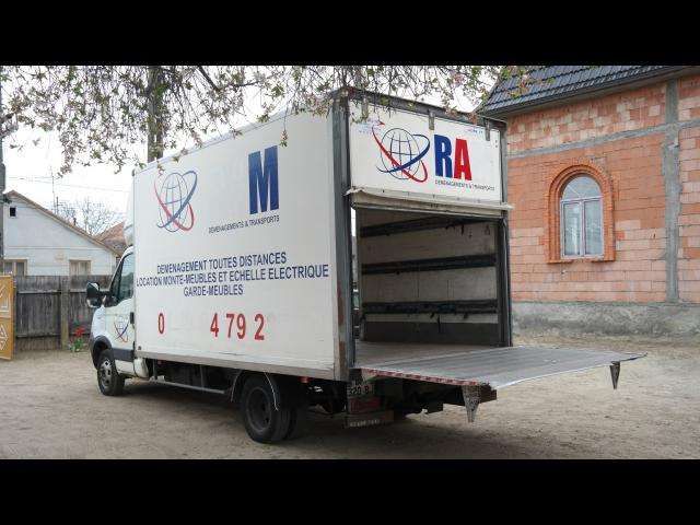IVECO Daily 35c13 CU LIFT