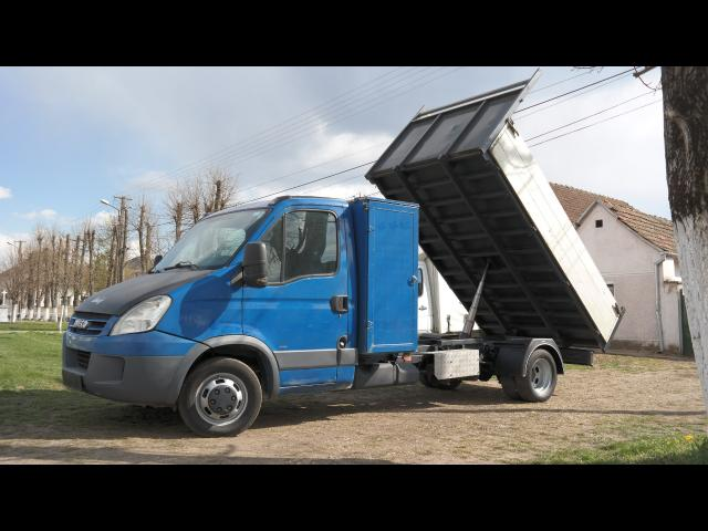 IVECO Daily 35c18 Basculant