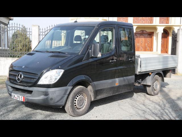 MERCEDES-BENZ Sprinter 311 Doka EURO 5