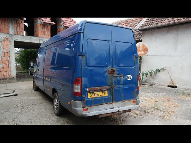 MERCEDES-BENZ Sprinter 313 Maxi Lung si Ina