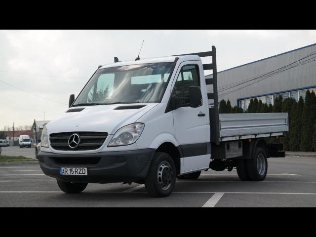 MERCEDES-BENZ Sprinter 413 cu Clima