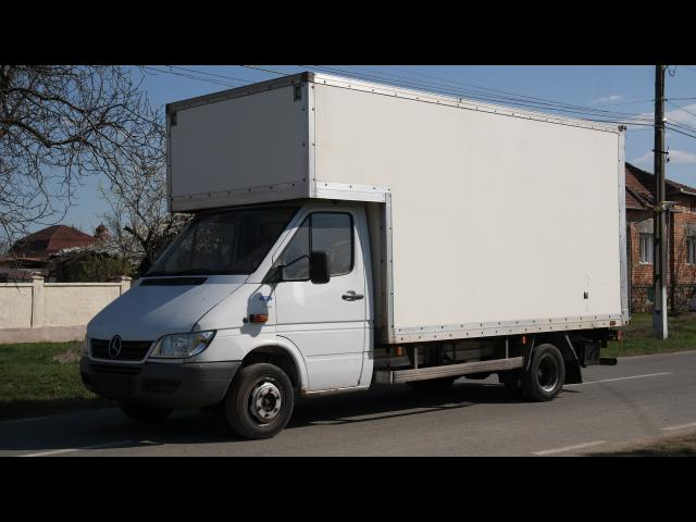 MERCEDES-BENZ Sprinter 413 Cu lift