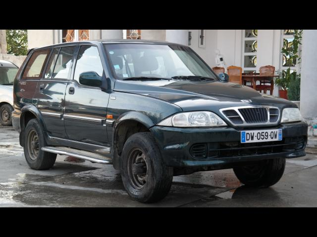 SSANGYONG Musso 4x4