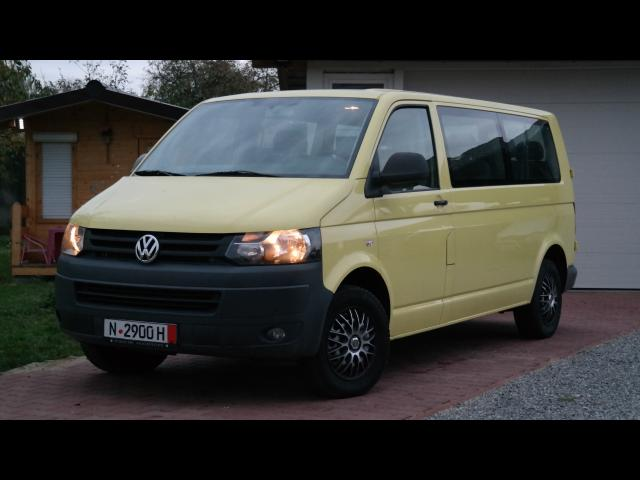 VOLKSWAGEN Transporter T5  T6 Maxi lung