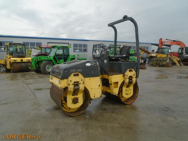 COMPACTOR Bomag BW125 ADH