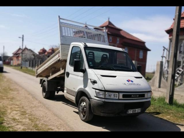 IVECO Daily 35C9 - Basculabil
