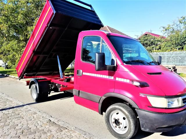 IVECO Daily BASCULABIL 50C14