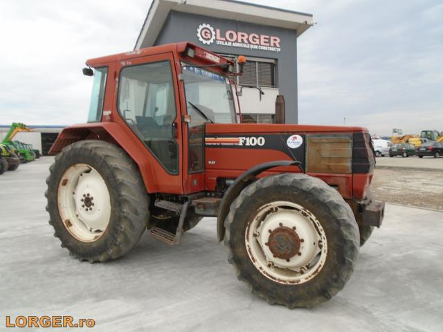 TRACTOR Fiat F100 DT