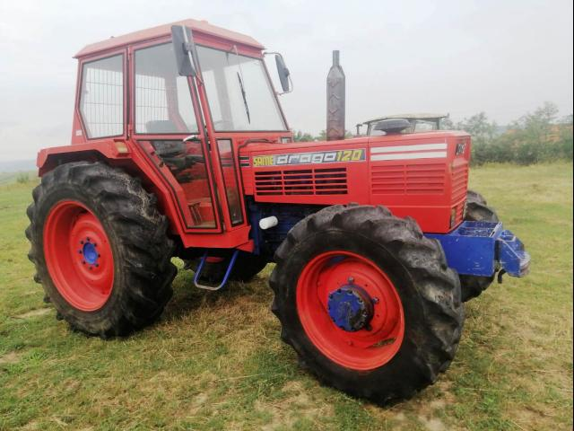 TRACTOR Same Drago - 4x4