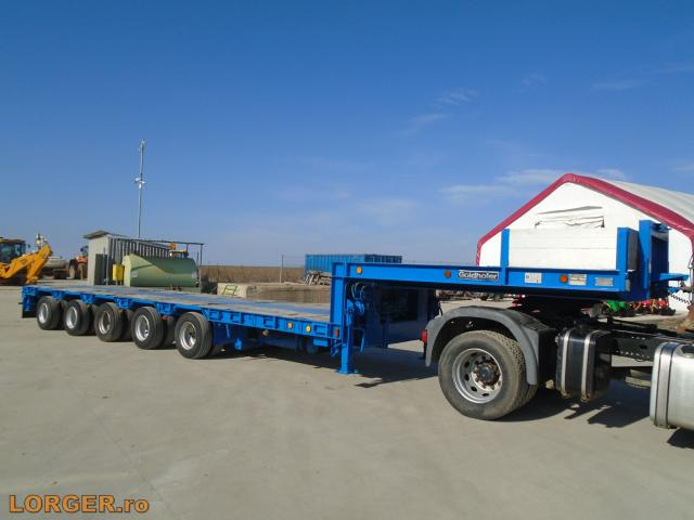 TRAILER Goldhofer STPA 5-50