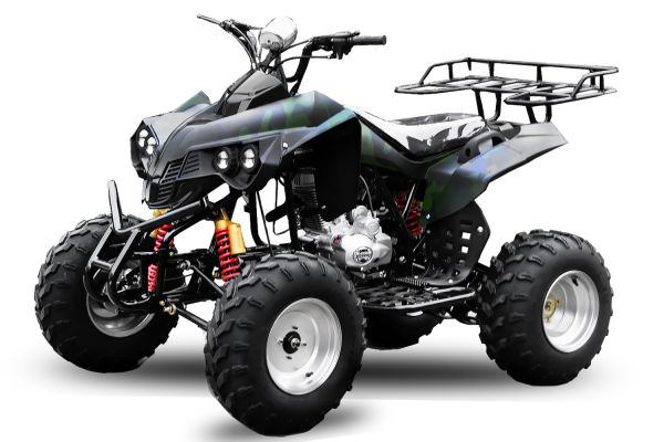 ATV Akp Warrior Deluxe