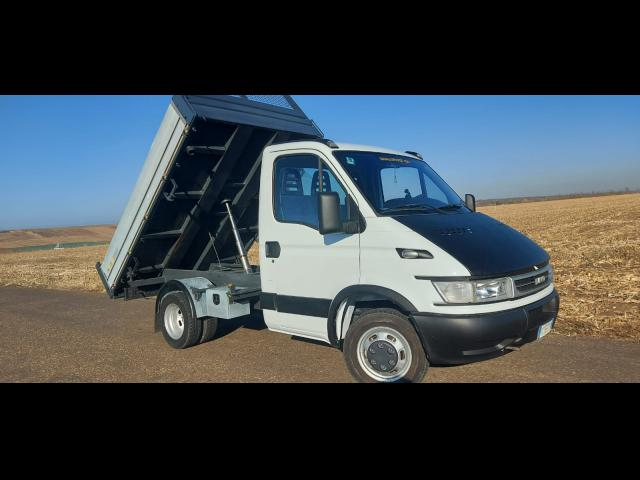 IVECO Daily 35C14 Basculabil