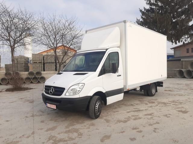 MERCEDES-BENZ Sprinter 416-418-419