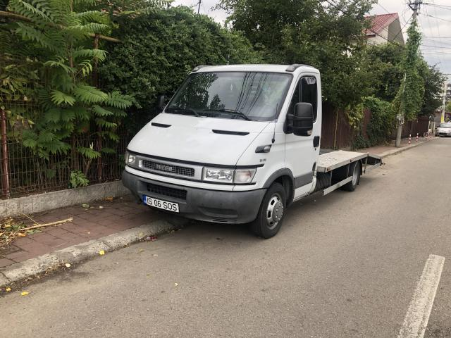 IVECO Daily INMATRICULATA 35 t