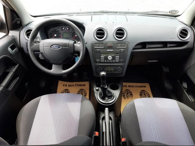 FORD Fusion Style2011euro 5-Clim