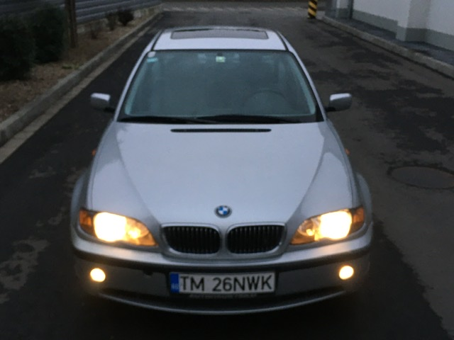 BMW 320 Facelift Automatic