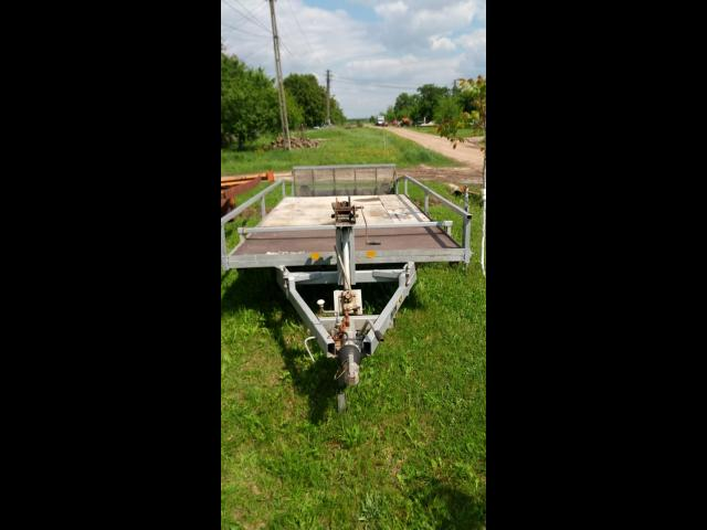 TRAILER Indespension 2600kg