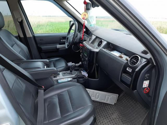 LAND ROVER Discovery Schimb cu opel front