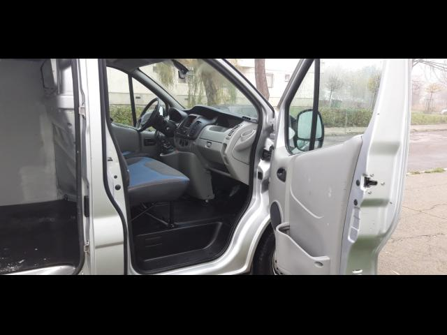 RENAULT Trafic Extra Lung