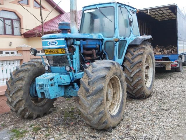 TRACTOR Ford Turbo